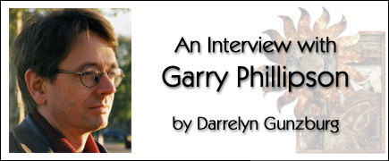 An Interview with Garry Phillipson by Darrelyn Gunzburg