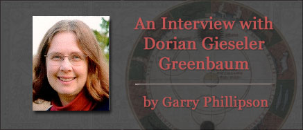 An Interview with Dorian Gieseler Greenbaum by Garry Phillipson