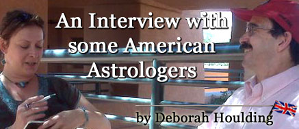 An Interview with some American Astrologers by Deborah Houlding (teaching Joseph Crane to sing 'God save our Gracious Queen' ...)