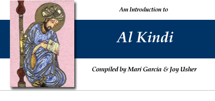 Brief Introduction to Al Kindi. Compiled by Mari Garcia and Joy Usher
