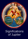 Traditional Significations of Jupiter