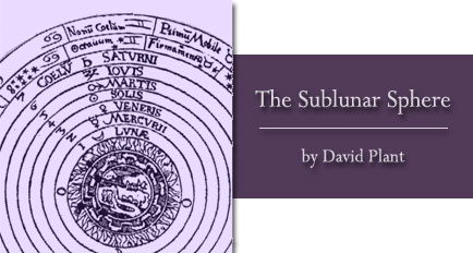 The Sublunar Sphere by David Plant