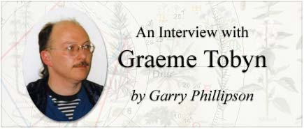 An Interview with Graeme Tobyn by Garry Phillipson