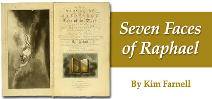 Seven Faces of Raphael by Kim Farnell